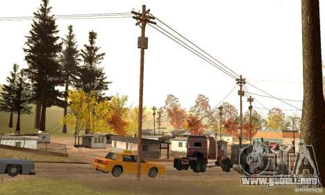 Autumn Mod v3.5Lite para GTA San Andreas