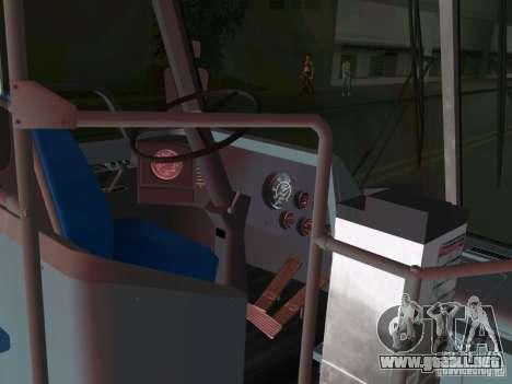 GMC RTS para GTA Vice City vista interior