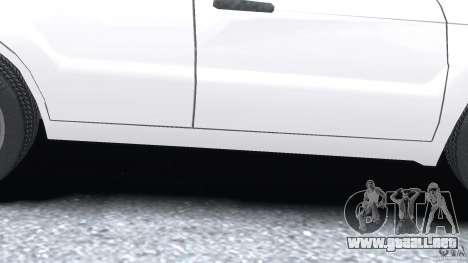 Subaru Forester v2.0 para GTA motor 4
