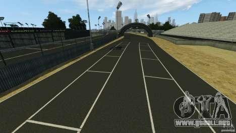 Laguna Seca [Final] [HD] para GTA 4 octavo de pantalla