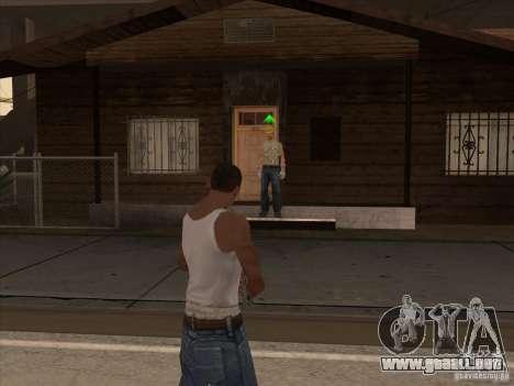 Nuevo Pack de armas nacionales para GTA San Andreas quinta pantalla