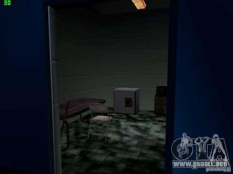 Robo de banco para GTA San Andreas tercera pantalla