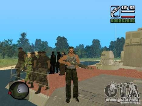Marinero para GTA San Andreas