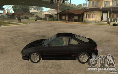 Acura Integra Type-R para GTA San Andreas left