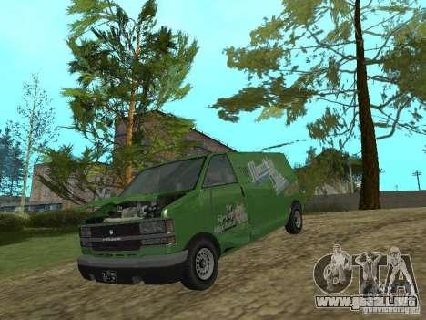 Burrito de GTA 4 para visión interna GTA San Andreas
