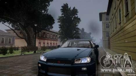 PhotoRealistic ENB para GTA 4 novena de pantalla