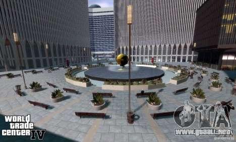 World Trade Center para GTA 4 tercera pantalla