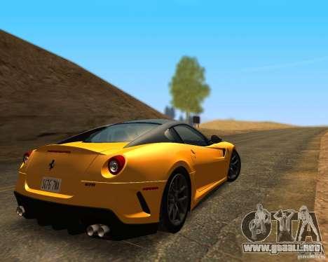 Real World ENBSeries v3.0 para GTA San Andreas quinta pantalla