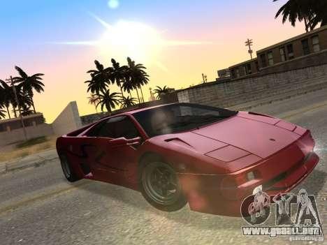 IG ENBSeries v2.0 para GTA San Andreas