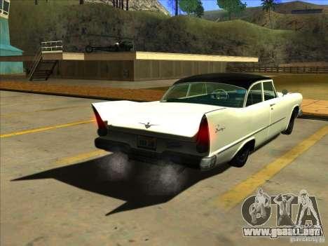 ENBSeries v2.0 para GTA San Andreas novena de pantalla