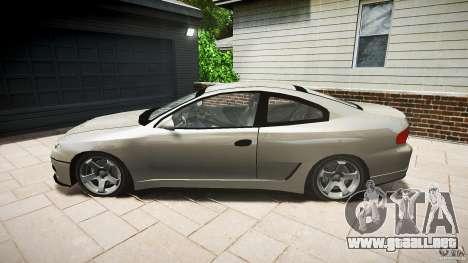 Pontiac GTO 2004 para GTA 4 left