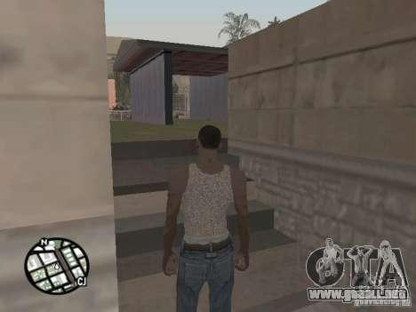 Nueva Jersey, Karl para GTA San Andreas segunda pantalla