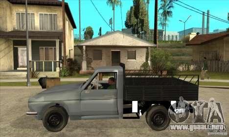 Anadol Pick-Up para GTA San Andreas left