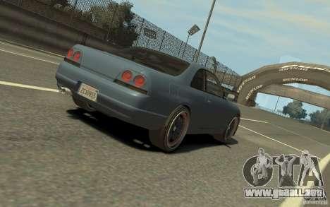 Nissan Skyline GT-R V-Spec 1997 para GTA 4 visión correcta