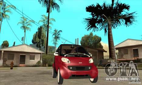 Smart para visión interna GTA San Andreas