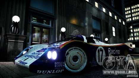 Porsche 962 para GTA 4