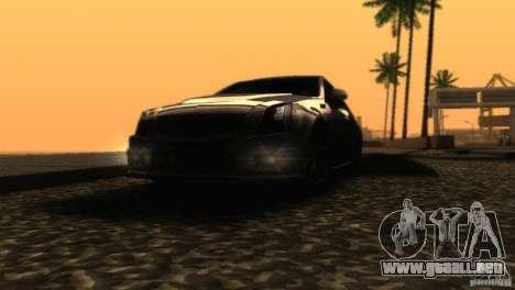 ENBSeries by dyu6 v2.0 para GTA San Andreas sucesivamente de pantalla