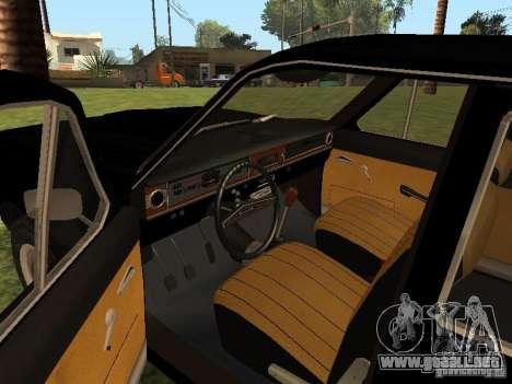 Stoke GAZ 24-02 para la visión correcta GTA San Andreas