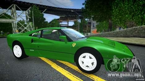 Ferrari 288 GTO EPM para GTA 4 left