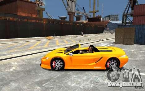 K1 Attack Concept para GTA 4 left