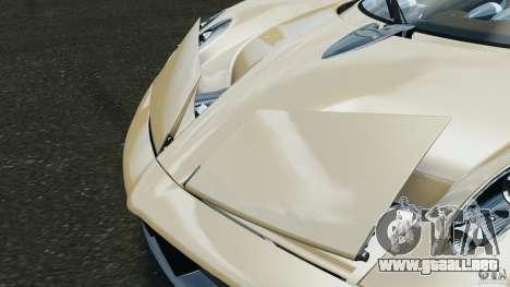 Pagani Huayra 2011 v1.0 [EPM] para GTA 4
