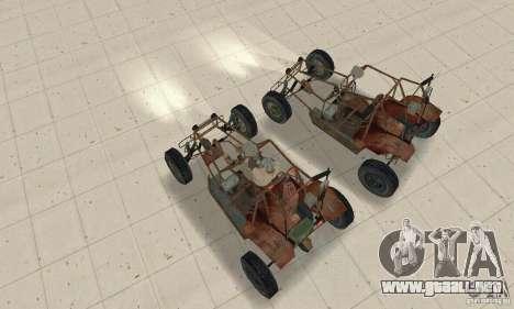 Half-Life Buggy para la visión correcta GTA San Andreas