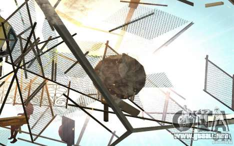 Agujero negro para GTA San Andreas séptima pantalla