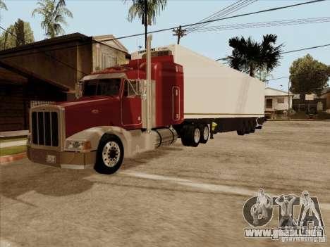 Peterbilt 377 para GTA San Andreas