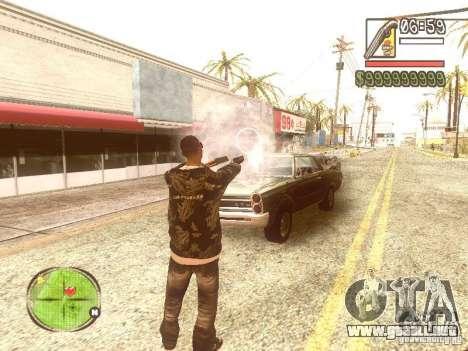 Wild Wild West para GTA San Andreas sexta pantalla