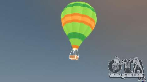Balloon Tours option 10 para GTA 4 left
