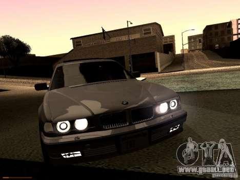 LibertySun Graphics For LowPC para GTA San Andreas décimo de pantalla