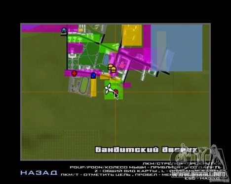 Casa en Anaheim para GTA San Andreas séptima pantalla