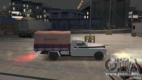 GAZ M20 Pickup para GTA 4 left