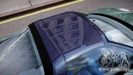 Honda NSX NA2 [Beta] para GTA 4 vista desde abajo