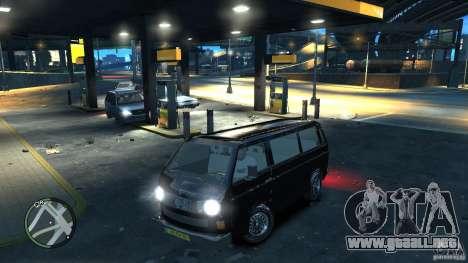 Volkswagen Transporter T3 para GTA 4