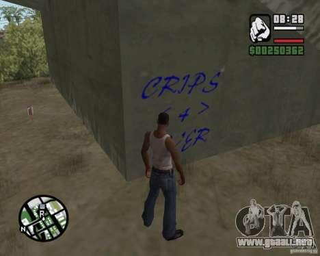 L.A. Mod para GTA San Andreas