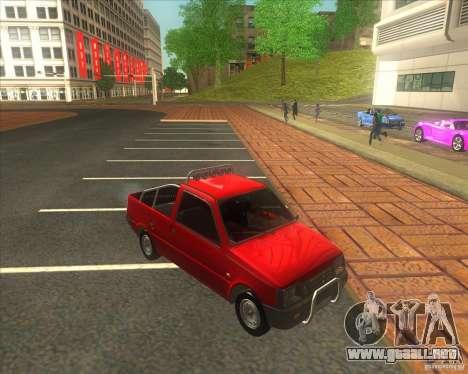 SEAZ Oka Pickup para la visión correcta GTA San Andreas