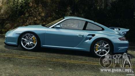 Porsche 997 GT2 para GTA 4 left