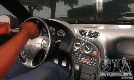 Mazda RX-7 para vista lateral GTA San Andreas