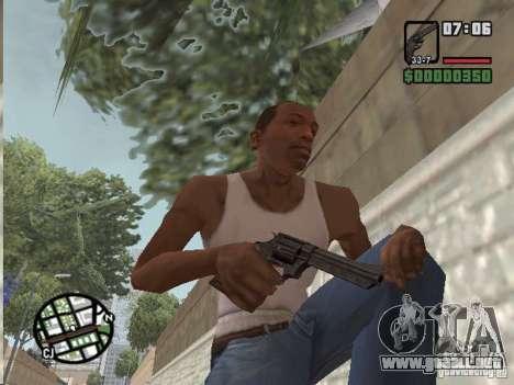 Mafia II Full Weapons Pack para GTA San Andreas sucesivamente de pantalla
