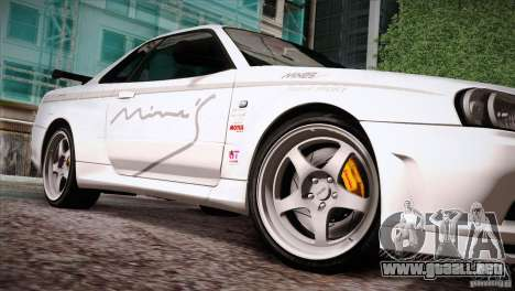 FM3 Wheels Pack para GTA San Andreas sexta pantalla