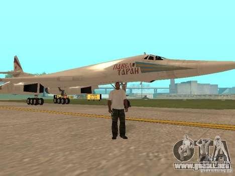 El -160 para GTA San Andreas