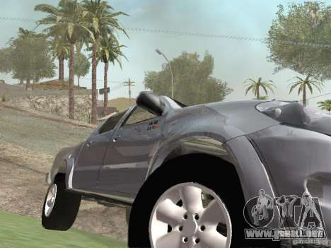 Toyota Hilux para visión interna GTA San Andreas