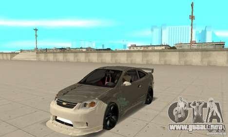 Chevrolet Cobalt SS NFS ProStreet para GTA San Andreas