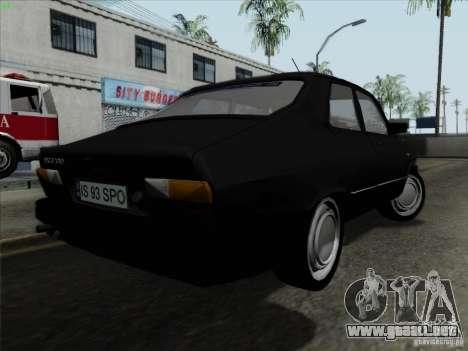 Dacia 1310 L Sport para la visión correcta GTA San Andreas