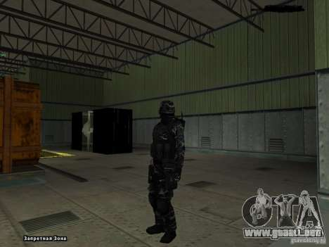 New Army para GTA San Andreas