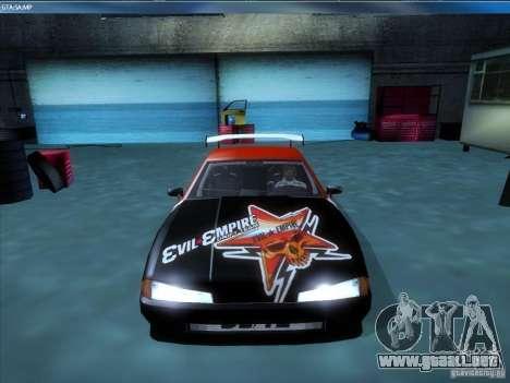 Vinilo EvilEmpire para GTA San Andreas