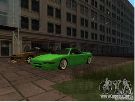 Deluxo Wheels Mod para GTA San Andreas sucesivamente de pantalla