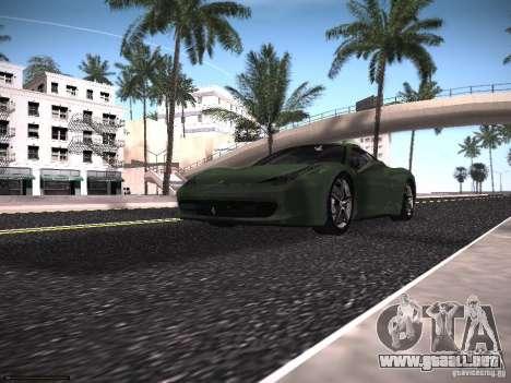 LiberrtySun Graphics ENB v2.0 para GTA San Andreas twelth pantalla