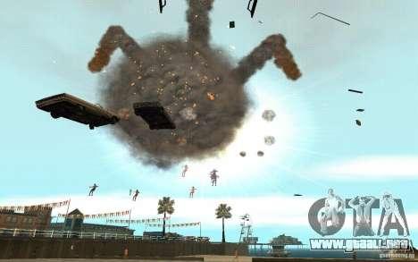 Agujero negro para GTA San Andreas tercera pantalla